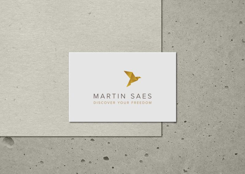 Marcus Wertz: Martin Saes Visitenkarte
