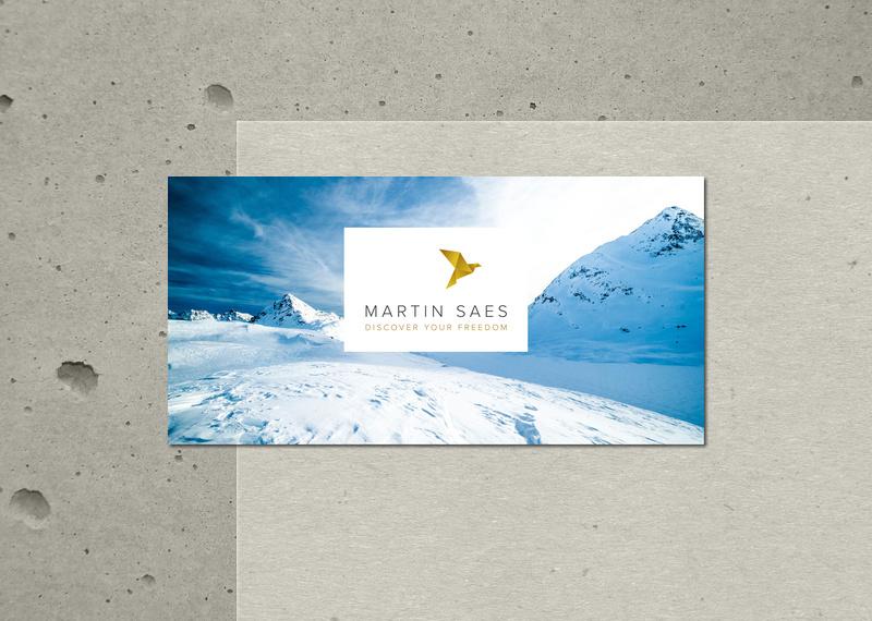 Marcus Wertz: Martin Saes Urlaubskarte