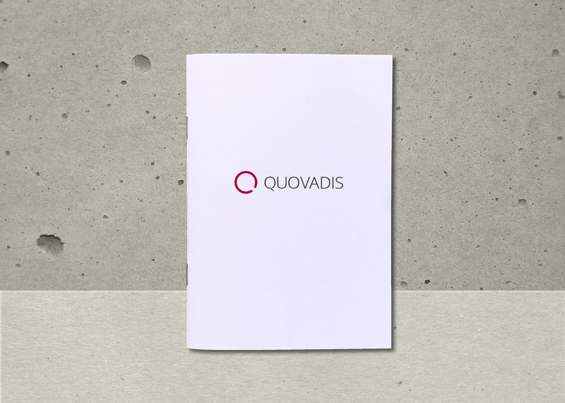 Marcus Wertz: Quovadis Broschüre